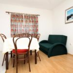 Apartman s klimatizací pro 3 os. s 1 ložnicí s výhledem na moře A-3544-c