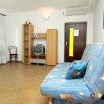 Apartman s klimatizací pro 4 os. s 1 ložnicí s výhledem na moře A-3544-f