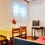Pogled na more Klimatizirano apartman za 4 osoba(e) sa 2 spavaće(om) sobe(om) A-4893-a