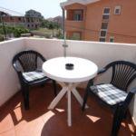 Apartament 4-osobowy z klimatyzacją z widokiem na morze z 1 pomieszczeniem sypialnianym A-6341-d