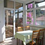 Apartament cu aer conditionat cu terasa cu 2 camere pentru 4 pers. A-14754-b