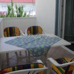 Apartament 4-osobowy z klimatyzacją z balkonem z 2 pomieszczeniami sypialnianymi A-14792-d