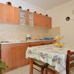 Apartament cu aer conditionat cu vedere spre mare cu 1 camera pentru 3 pers. A-14844-a