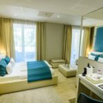 Teraszos Premium 2 fős lakosztály 1 hálótérrel (pótágyazható)