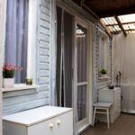 Apartman pro 4 os. se 2 ložnicemi s výhledem na les  (s možností přistýlky)