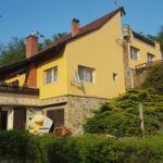 Teljes ház Romantik 12 fős nyaraló (pótágyazható)