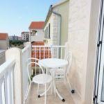 Apartament cu aer conditionat cu vedere spre mare cu 1 camera pentru 2 pers. AS-5641-a