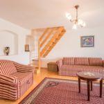 Apartament cu aer conditionat cu terasa cu 3 camere pentru 7 pers. K-11359