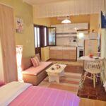 Apartament 2-osobowy na parterze z klimatyzacją z 1 pomieszczeniem sypialnianym