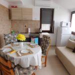 Apartament la mansarda cu vedere spre mare cu 2 camere pentru 4 pers.