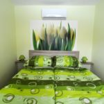 Apartament 2-osobowy na parterze z dostępem do ogrodu z 1 pomieszczeniem sypialnianym