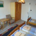 Exclusive 1-Zimmer-Apartment für 3 Personen Obergeschoss