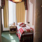 Emeleti Standard egyágyas szoba