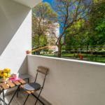 Park View Ground Floor 2-Room Apartment for 4 Persons