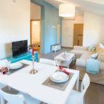 Emeleti légkondicionált 6 fős apartman 2 hálótérrel