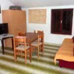 Pogled na more Sa terasom apartman za 5 osoba(e) sa 2 spavaće(om) sobe(om) A-595-a