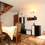 Apartament 4-osobowy z klimatyzacją z tarasem z 1 pomieszczeniem sypialnianym A-2509-c
