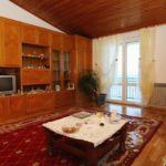 Apartament cu aer conditionat cu vedere spre mare cu 2 camere pentru 6 pers. A-2644-a