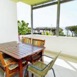 Apartament cu aer conditionat cu vedere spre mare cu 2 camere pentru 5 pers. A-3274-b