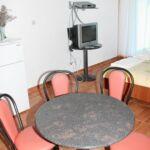 Apartament cu aer conditionat cu vedere spre mare cu 1 camera pentru 4 pers. AS-4109-b