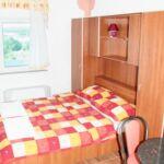 Apartament cu aer conditionat cu vedere spre mare cu 1 camera pentru 2 pers. AS-4109-c