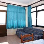 Apartament cu balcon cu vedere spre mare cu 3 camere pentru 8 pers. A-4662-a