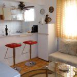 Apartament cu aer conditionat cu vedere spre mare cu 2 camere pentru 5 pers. A-4668-b