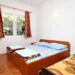 Apartament cu terasa cu 1 camera pentru 2 pers. AS-4734-g