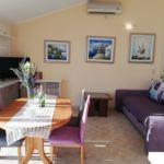 Apartament 5-osobowy z klimatyzacją z widokiem na morze z 2 pomieszczeniami sypialnianymi A-6011-a