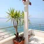 1-Zimmer-Apartment für 4 Personen mit Klimaanlage und Aussicht auf das Meer A-6652-a