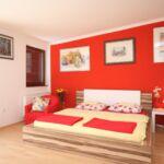 Apartman s klimatizací pro 4 os. s 1 ložnicí s výhledem na moře A-7756-a