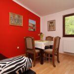 Apartman s klimatizací pro 4 os. s 1 ložnicí s výhledem na moře A-7756-b