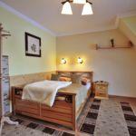 Balkonos fürdőszobás 2 fős apartman 1 hálótérrel (pótágyazható)