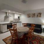 Apartman s klimatizací pro 3 os. s 1 ložnicí v přízemí (s možností přistýlky)