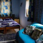 Földszinti Komfort kétágyas szoba (pótágyazható)