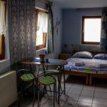 Földszinti Classic kétágyas szoba (pótágyazható)