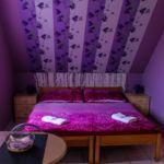 Emeleti Design kétágyas szoba (pótágyazható)