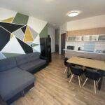 Apartament lux premier cu 3 camere pentru 6 pers. (se poate solicita pat suplimentar)