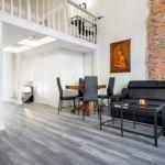 Apartman s galérií s klimatizací pro 6 os. se 2 ložnicemi