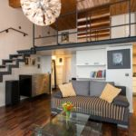 Apartman s galérií s vlastní kuchyní pro 4 os. se 2 ložnicemi