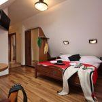 Deluxe négyágyas szoba