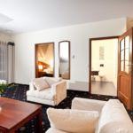 Apartament exclusive la etaj cu 2 camere pentru 4 pers. (se poate solicita pat suplimentar)