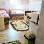 Apartament 5-osobowy na poddaszu Standard z 2 pomieszczeniami sypialnianymi