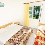 Apartament cu terasa cu vedere spre mare cu 3 camere pentru 9 pers. A-2997-a