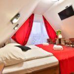 Apartament 5-osobowy z 2 pomieszczeniami sypialnianymi