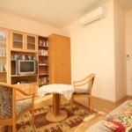 Légkondicionált Komfort 2 fős apartman 1 hálótérrel