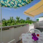 Apartman s klimatizací s balkónem pro 4 os. se 2 ložnicemi