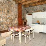Apartament cu terasa cu vedere spre mare cu 2 camere pentru 5 pers. A-8702-c