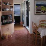 Apartman s klimatizací pro 4 os. se 2 ložnicemi s výhledem na moře A-11146-a