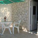 Apartament cu aer conditionat cu terasa cu 1 camera pentru 2 pers. AS-11232-b